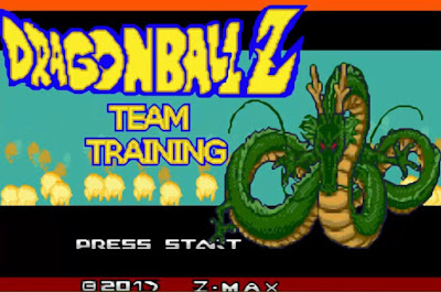 Pokemon Dragon Ball Z Team Training para GBA Imagen Portada