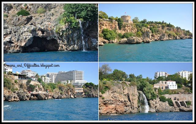 sight-seeing in Antalya