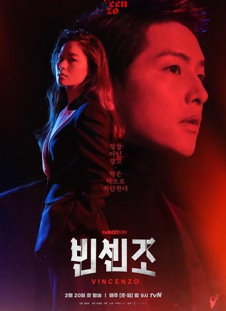 Nonton Drama Korea Vincenzo Episode 20 END Subtitle Indonesia