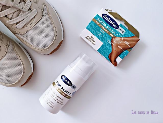 Salvelox Foot Rescue All In One cream pies carefoot beauty salud farmacia dermocosmetica
