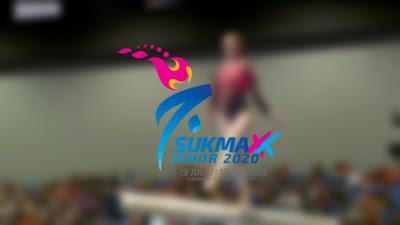 Jadual Gimnastik SUKMA 2020 (Keputusan)