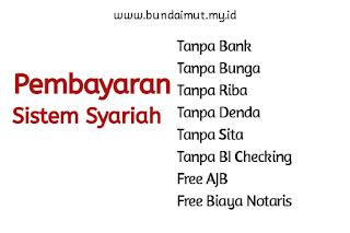 Sistem pembayaran Syariah Dpark city malang