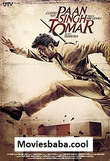 Paan Singh Tomar (2012) Full Movie Hindi DVDRip 480p