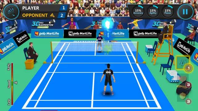 3D Pro Badminton Challenge Mod