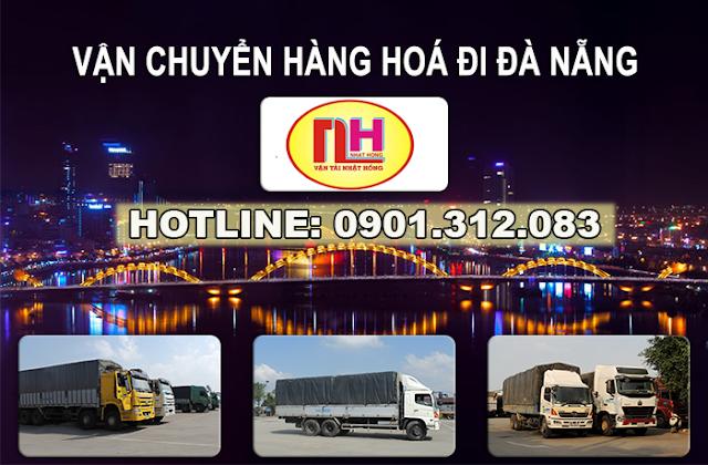 Vận chuyển hàng đi Đà Nẵng giá rẻ nhất tphcm