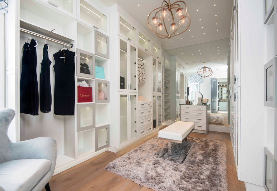 Dream Closets To Inspire