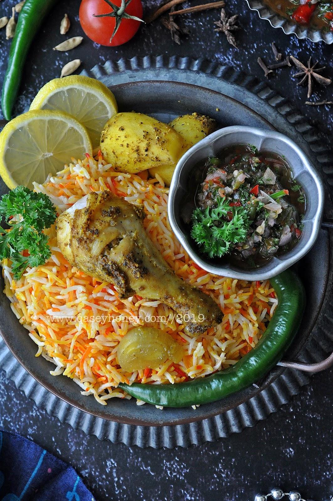 Set Nasi Mandy Ayam Yang Ringkas Mudah Murah Dan Gerenti