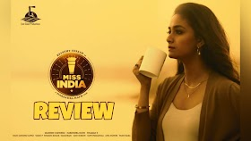 Miss India Movie review 2020 | Miss India cast and crew