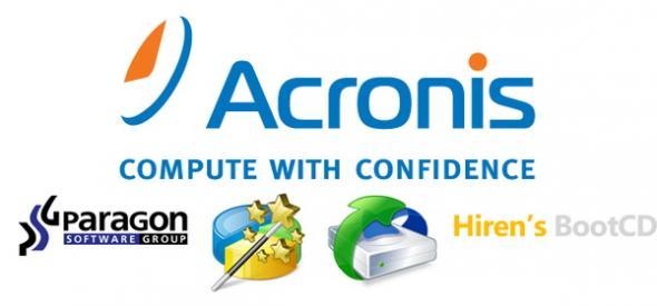 Acronis 2k10