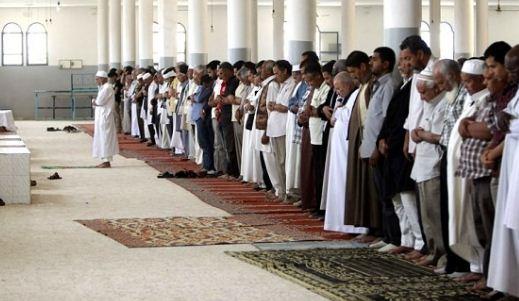 Hukum Imam Menangis Saat Pimpin Sholat Berjamaah