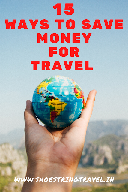 Save Money for Travel 15 Essential Tips