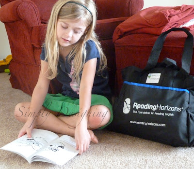 reading01 Teaching Children to Read with Reading Horizons and a {GIVEAWAY} valued at $349 11