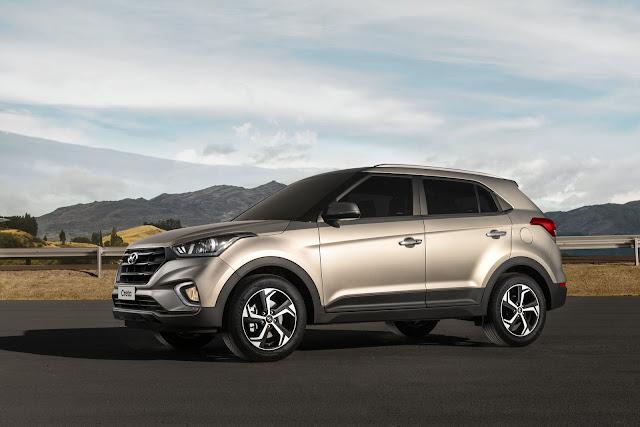 Novo Hyundai Creta 2020 1.6 Automático