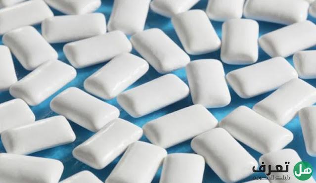 فوائد العلكة الخالية من السكر-  هل تعرف