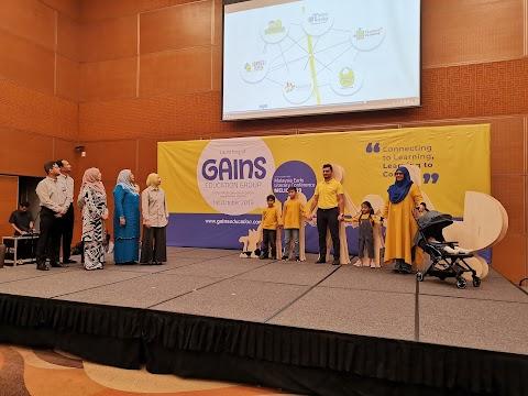 PERKASA INDUSTRI PENDIDIKAN DI MALAYSIA, GAINS EDUCATION GROUP DILANCARKAN!
