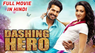 Download Dashing Hero (2019) Full Movie Hindi Dubbed 480p WEBRip