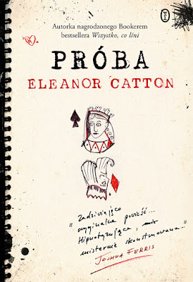 """Próba"" Eleanor Catton"