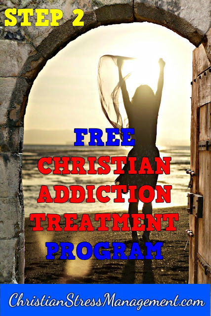 Step 2 Free Christian Addiction Treatment Program