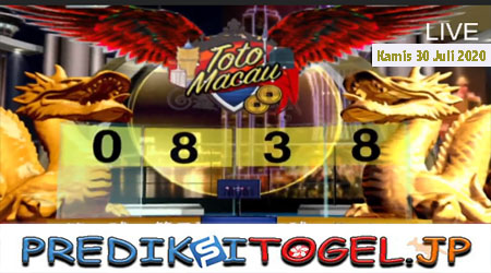 Prediksi Live Draw Togel Macau Kamis