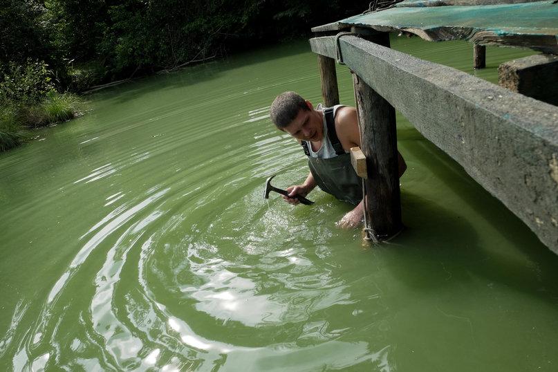 Mỹ Nhân Ngư: Hồ Tử Thần