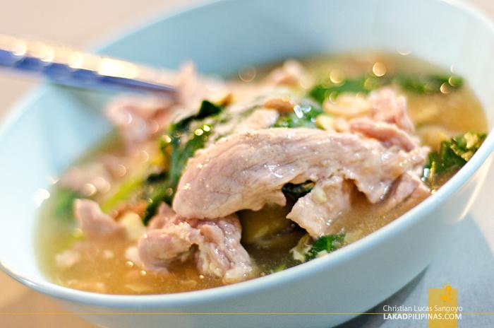 Chiang Mai Wide Noodles Soup