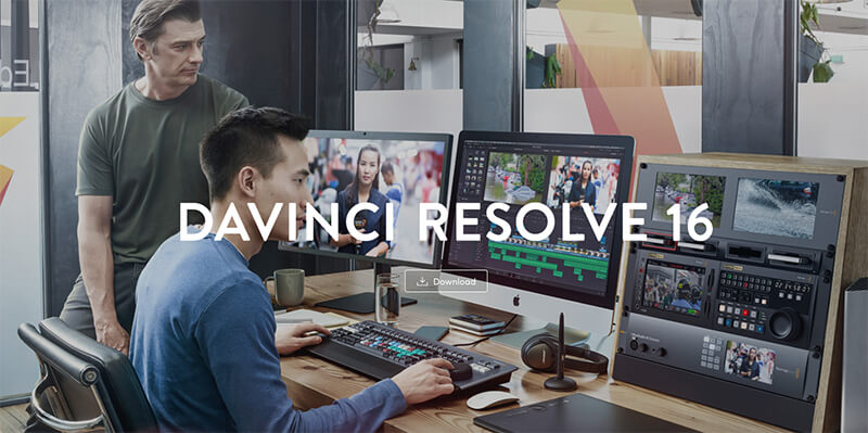 Use DaVinci Resolve 16 for motion graphics and advanced features