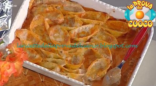 Lumaconi al forno con salsa rosata ricetta Moroni da Prova del Cuoco