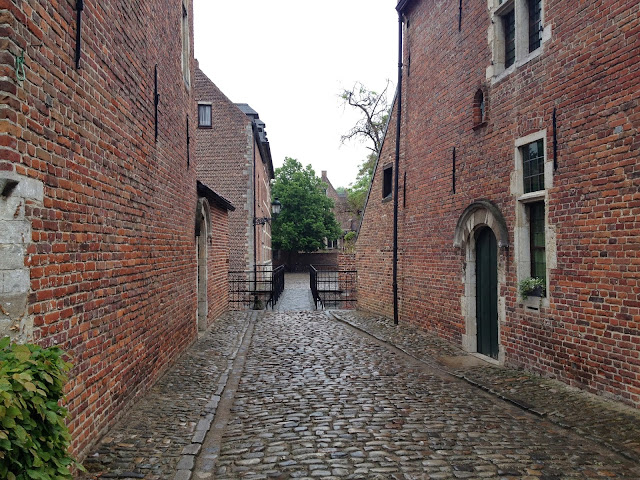Calle del Beginjhof Leuven
