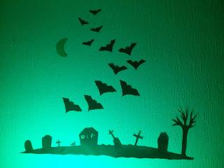 Halloween-i dekoráció házilag!