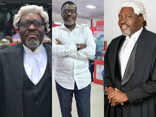 Nollywood Actor Kanayo O. Kanayo, Called To The Nigerian Bar (PHOTOS)