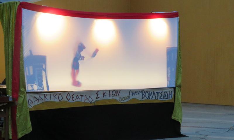 Μουσείο Μετάξης Σουφλίου: Μια ημέρα αφιερωμένη στο Θέατρο Σκιών