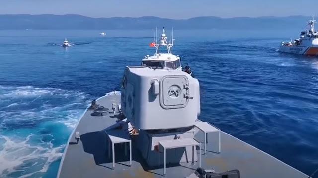 """Η Τουρκία διεκδικεί την """"επιστροφή"""" της Κρήτης και των Δωδεκανήσων"""