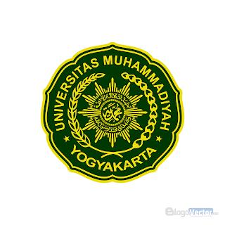 Universitas Muhammadiyah Yogyakarta Logo vector (.cdr)