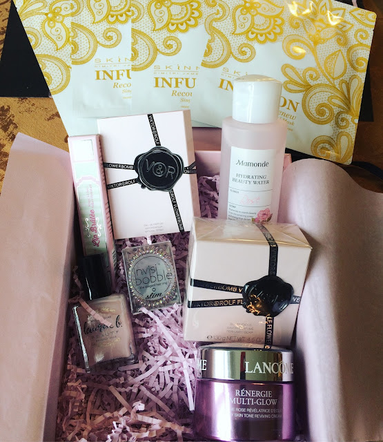 GlossyBox Mother's Day 2018 Review Plus Coupons