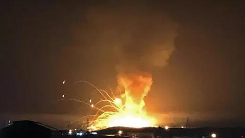الاردن, الزرقاء, انفجار الاردن, انفجار مستودع الاسلحه, عمان, انفجار الزرقاء, مستودع الاسلحه, ضحايا