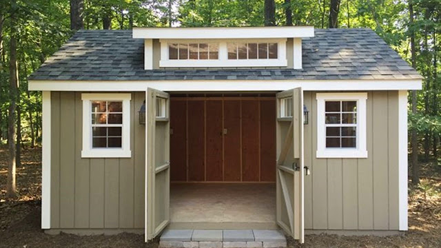 10 Considerations When Purchase Outdoor Storage Sheds