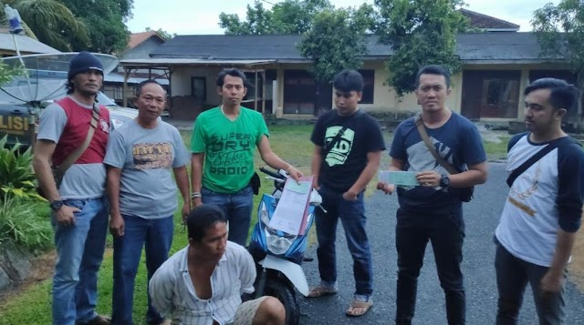 Dibackup Tekab 308, Polsek Wonosobo Bekuk Pelaku Pemerasan di Jalinbar Tanggamus