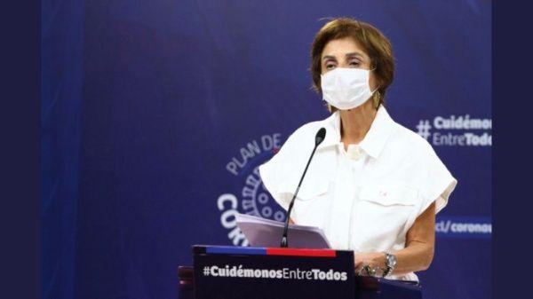 Chile supera los 10.000 casos confirmados por coronavirus