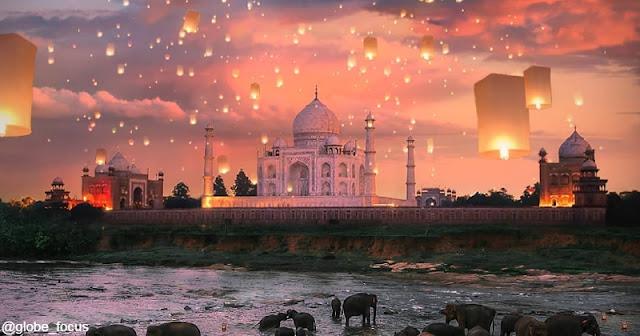 Keunikan Tempat Wisata Di India