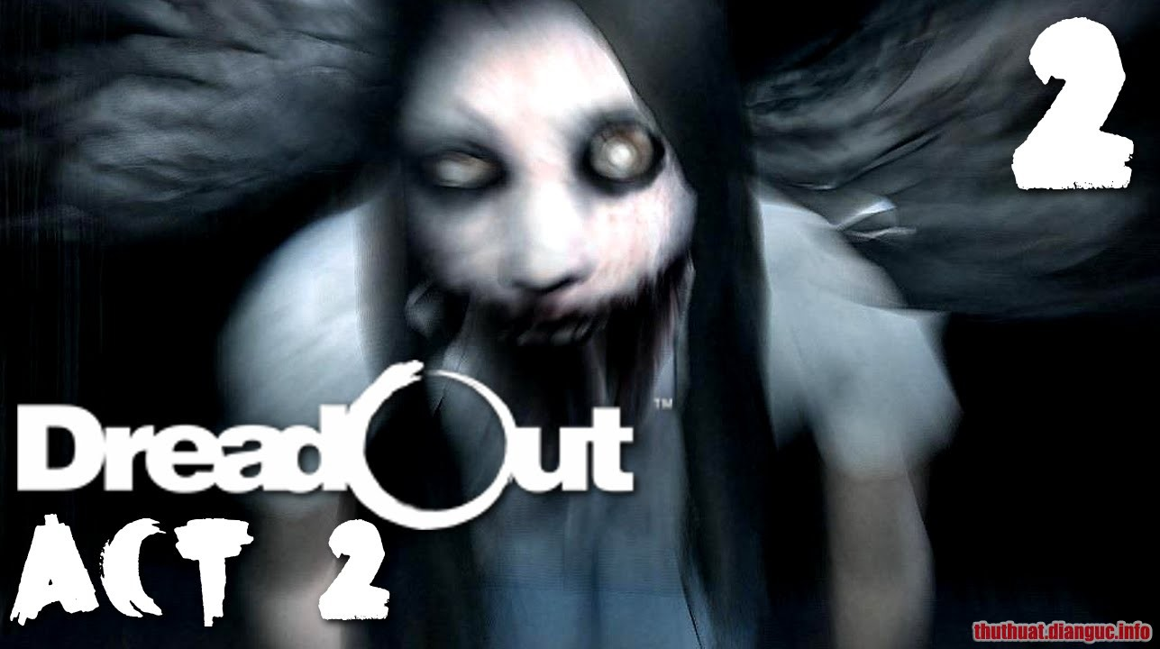 Download Game DreadOut Act 2 Full Crack