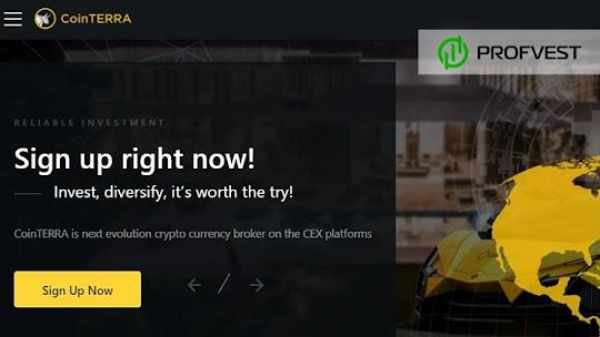 🥇CoinTerra.io: обзор и отзывы [Кэшбэк 7% + Страховка 1000$]