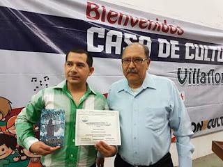 Carlos de la Cruz poeta y escritor independiente de Chiapas