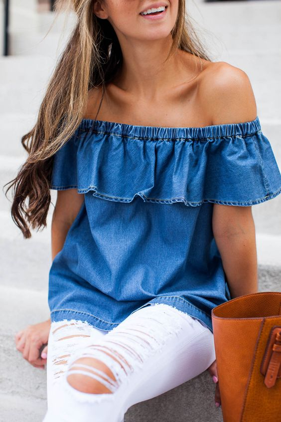 Jeans-chic-top