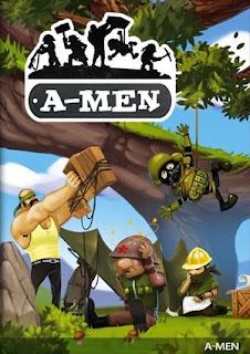 Free Download A-Men PC Games Full Version Untuk Komputer  - ZGASPC