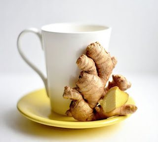 How to make homemade ginger tea