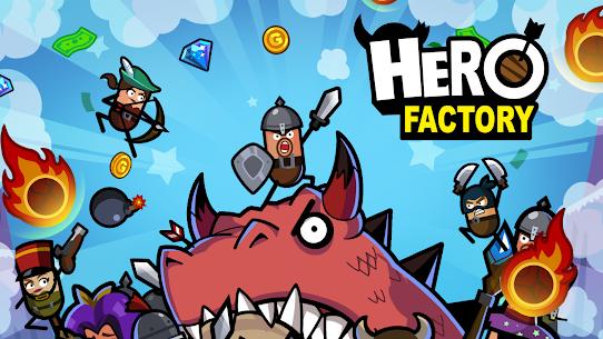 تحميل لعبة Hero Factory مهكرة للاندرويد