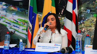 Em live, prefeita Josinha Cunha mantém população ciente das medidas de contenção da Covid-19 em Zé Doca