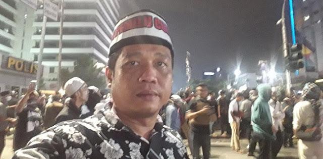 Korsa Serukan Organisasi Mahasiswa Islam Lawan Pemerintahan Jokowi