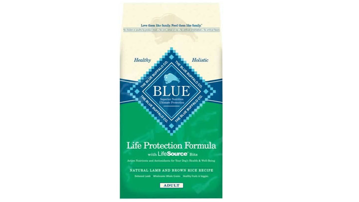 blue-buffalo-reviews-adult-lamb-brown-rice-recipe-dry-dog-food