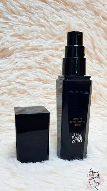 Review; KATE's Secret Skin Maker Zero The Base Zero SPF18 PA++ Liquid Foundation